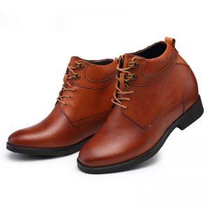 נעליים מגביהות לגבר 9 סנטימטר – נעלי הגבהה אלגנטיות ואיכותיות