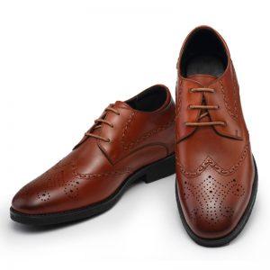 נעליים מגביהות בעיצוב איטלקי – 7 סנטימטר – נעליי הגבהה איכותיות